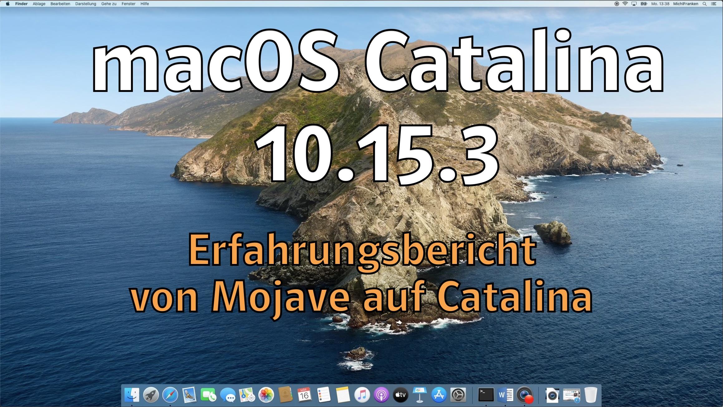 macOS-Catalina10.15.3